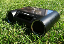 Eton Rukus Solar-Powered Bluetooth Boombox Review & Giveaway