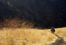 Backpacking The Sespe Creek Trail in Ojai, CA