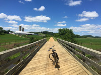 Touring the Midwestern US on a Bike