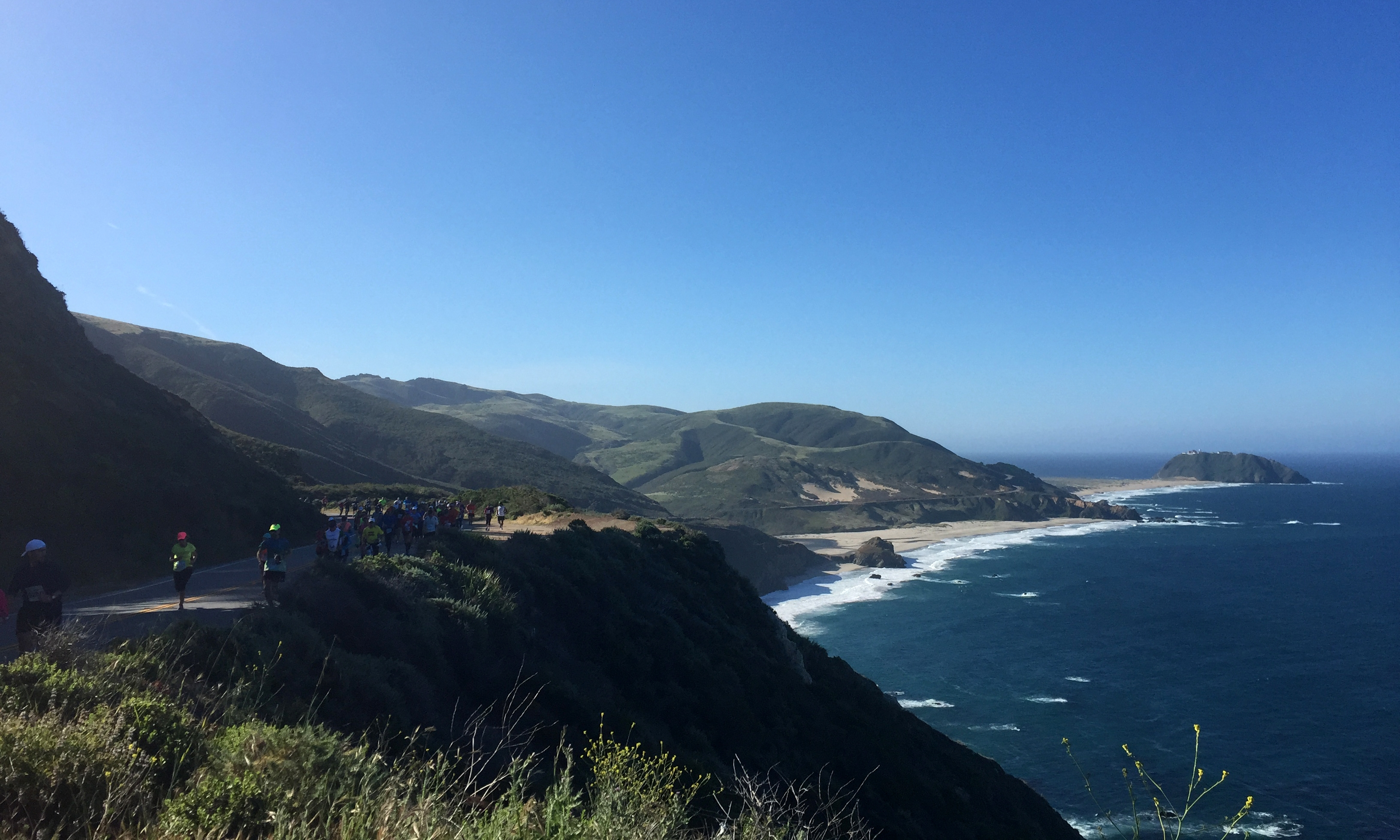 2015 Big Sur International Marathon