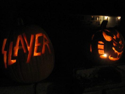 Slayer Pumpkin