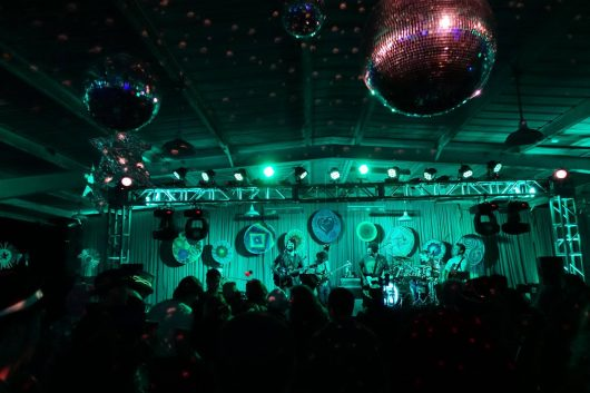 "The ""Divine Ball"" NYE in Santa Barbara, photo by Kristian Beadle"