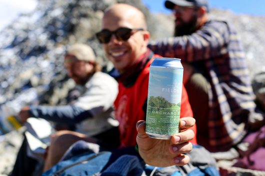 Fieldwork IPA at 12,000'