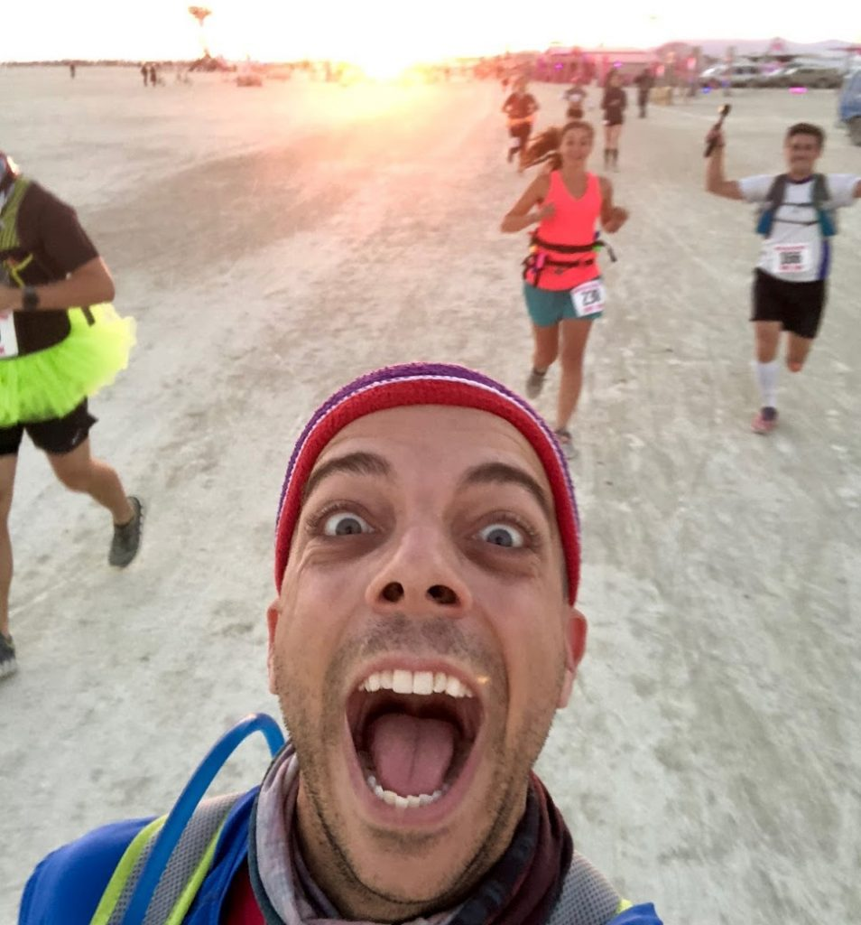 The 2018 Burning Man Ultramarathon
