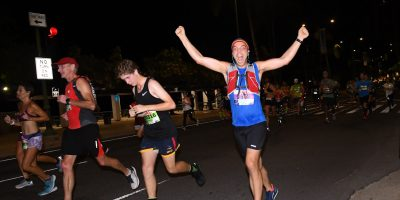 The 2019 Honolulu Marathon