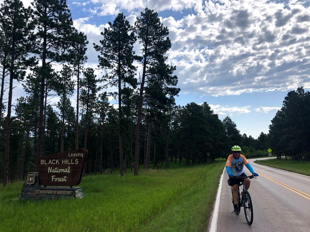Black Hills - Rapid City to Deadwood