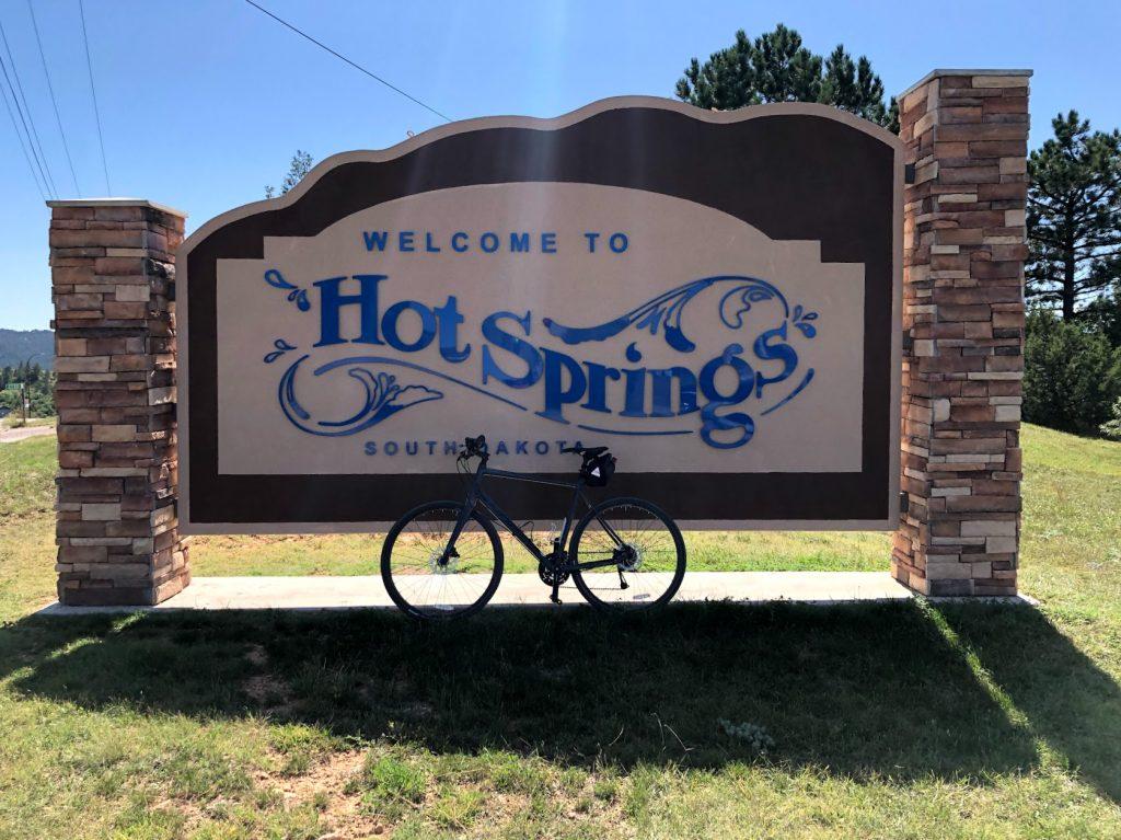 Welcome to Hot Springs, South Dakota!